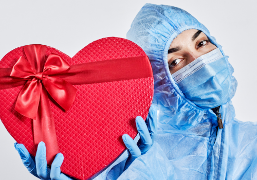Valentines in Lockdown – Making It Romantic Even at Home